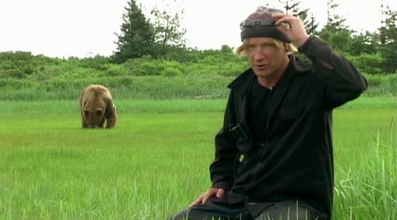 grizzly man film report Documentary director: werner herzog starring: werner herzog, david letterman.
